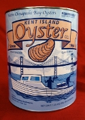 Kent Island Oyster Can