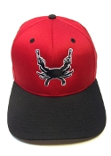 Red/Black PTS Hat