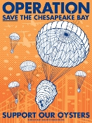Operation Save the Chesapeake Bay 18x24
