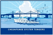 Chesapeake Oyster Tongers